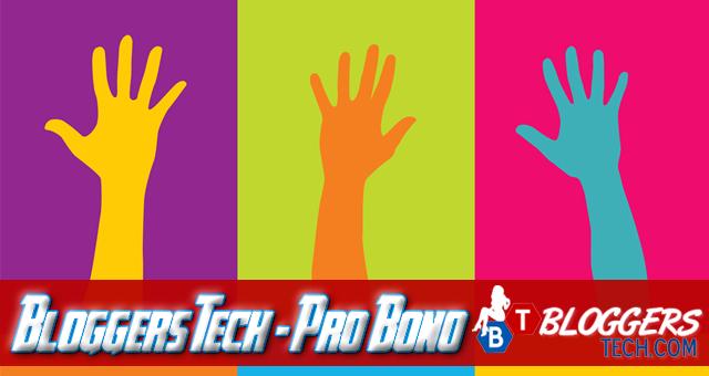 Bloggers Tech Pro Bono
