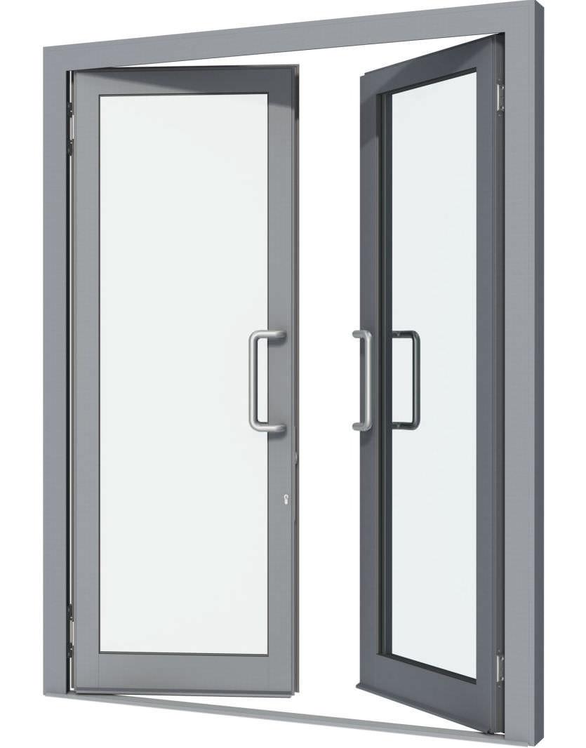 Puertas correderas modelos de puertas de aluminio baratas - Modelo de puertas de aluminio ...