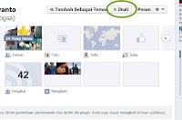 Cara Memunculkan Tombol Ikuti (Follow) pada Facebook