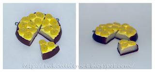 Сладости шоколадные из пластики