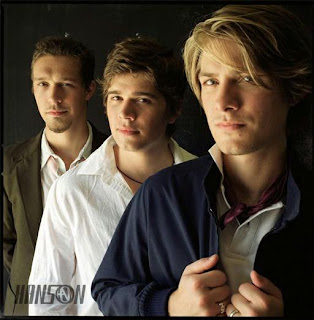 Hanson - Give A Little Lyrics