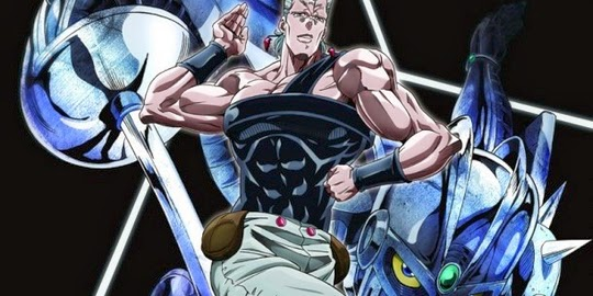 Actu Japanime, David Production, Japanime, Jojo's Bizarre Adventure : Stardust Crusaders, Jean-Pierre Polnareff,