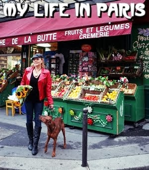 MY LIFE IN PARIS/MM PHOTOART