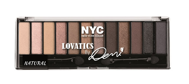 New York Color Palette demi lovato