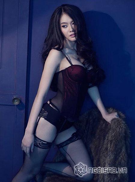 Hot Girls Bưởi To Vẻ đẹp sexy của hotgirl gốc Việt nóng bỏng nhất thế giới 4