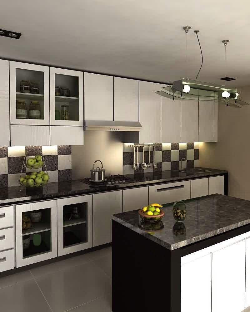 Kitchen sets can be regarded as an important part of the kitchen and is a complete place to cook and organize materials and other kitchen equipment price