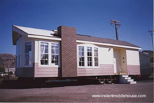Modelos de casa móvil en Estados Unidos