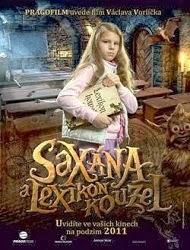 Filme Saxána e o Livro Mágico   Dublado
