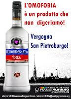Vergogna San Pietroburgo!