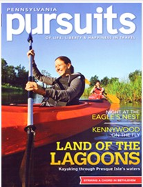 Brindes Gratis Revista Pennsylvania Pursuits