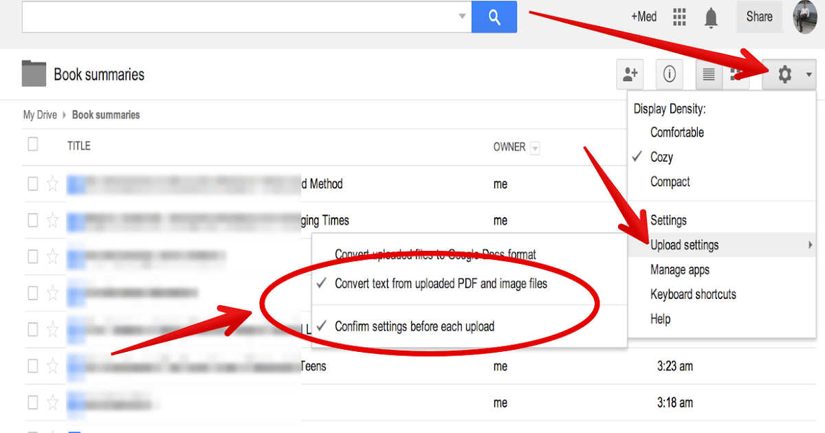 Use Google Docs to Convert Images and PDFs to Editable Text