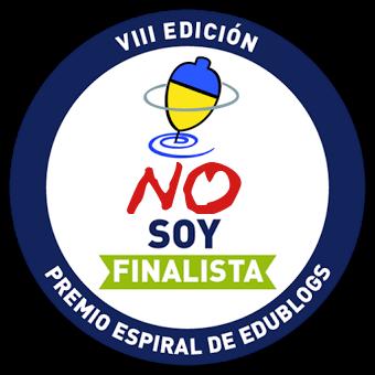 Participamos en el Premio Espiral de Edublogs