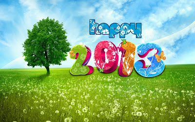 The Best nature Collection Of Happy New Year Wallpapers