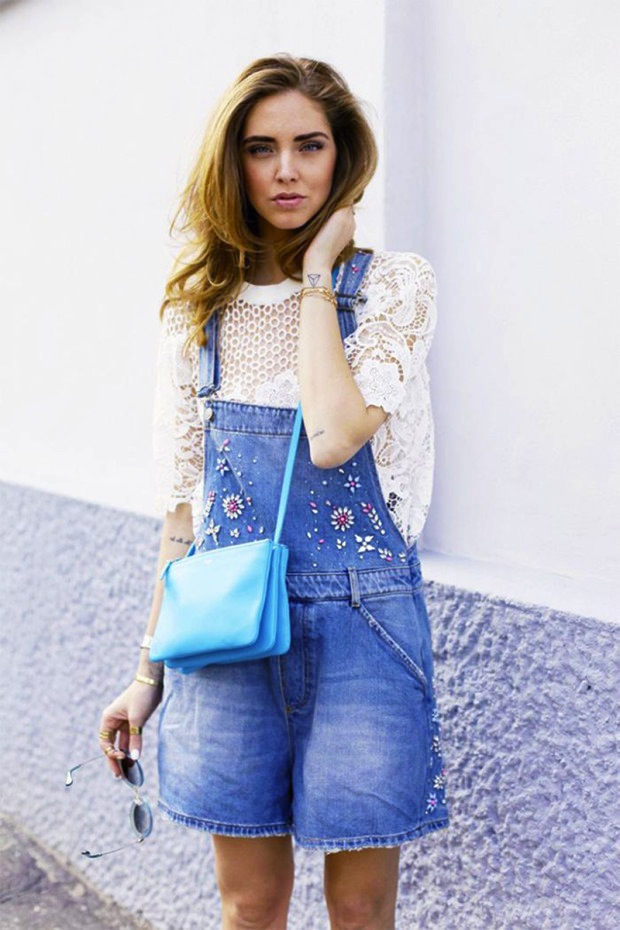 how to wear summer trend overalls