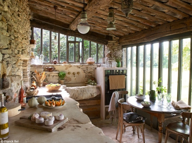 Cuisine esprit montagne : In the kitchen on Pinterest Cuisine, Deco Cuisine and Vintage