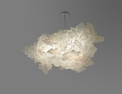 zimmerman lighting. ayala serfatyu0027s organic u201csomau201d light fixture zimmerman lighting