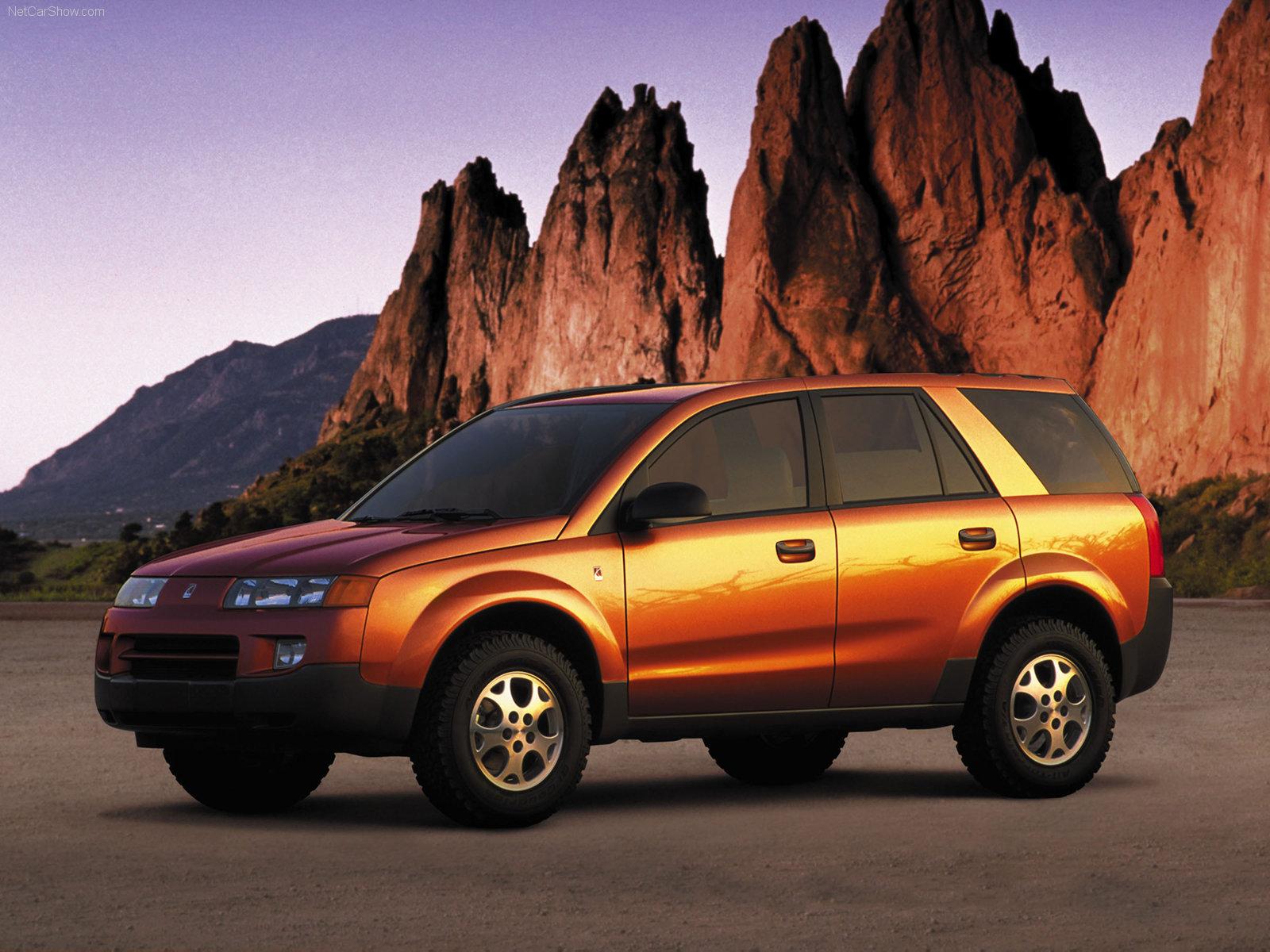 Hình ảnh xe ô tô Saturn Vue 2002 & nội ngoại thất
