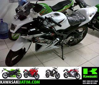 Ninja KRR 150RR SE