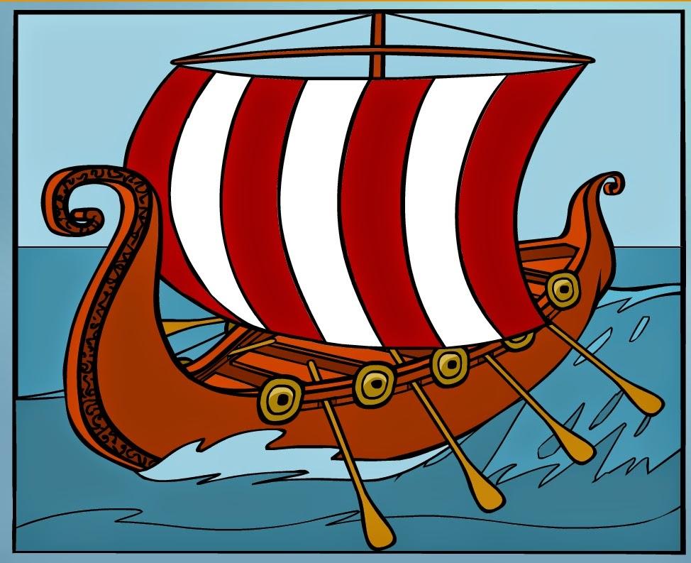 Βάψε το καράβι των Βίκινγκ