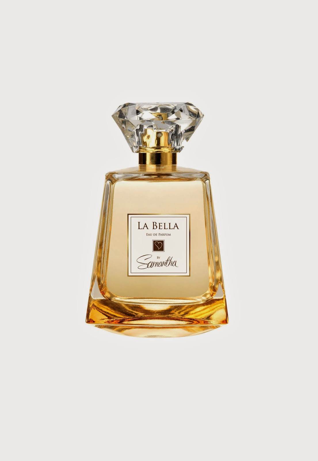 Sam Samantha Faiers Debut fragrance La Bella TOWIE