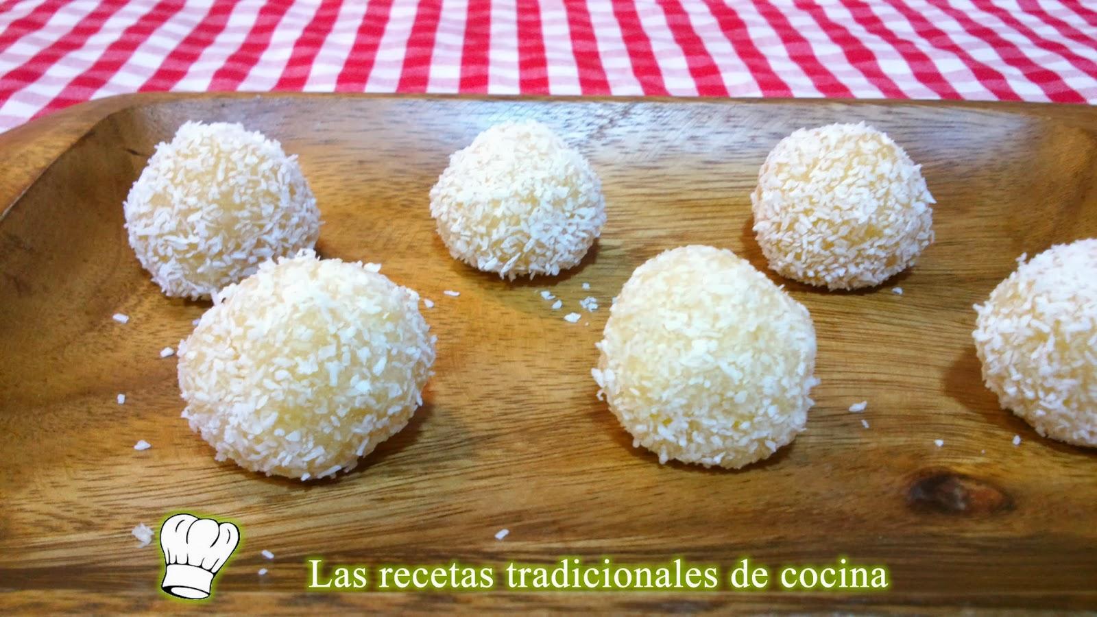 panellets receta tradicional