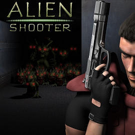 alien shooter download