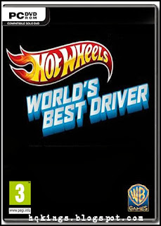 Hot Wheels Worlds Best Driver SKIDROW