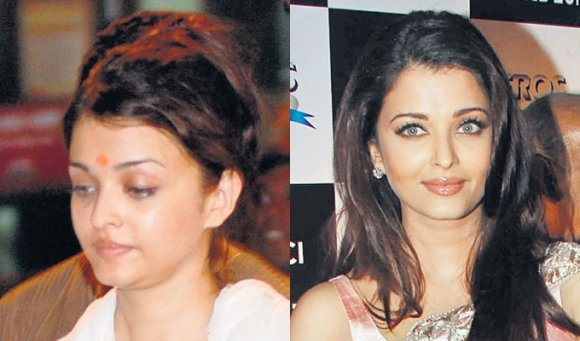 Bollywood World: Aishwarya Rai Without Makeup Photos анджелина джоли без макияжа
