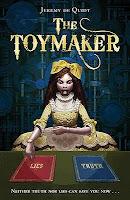 The Toymaker by Jeremy De Quidt