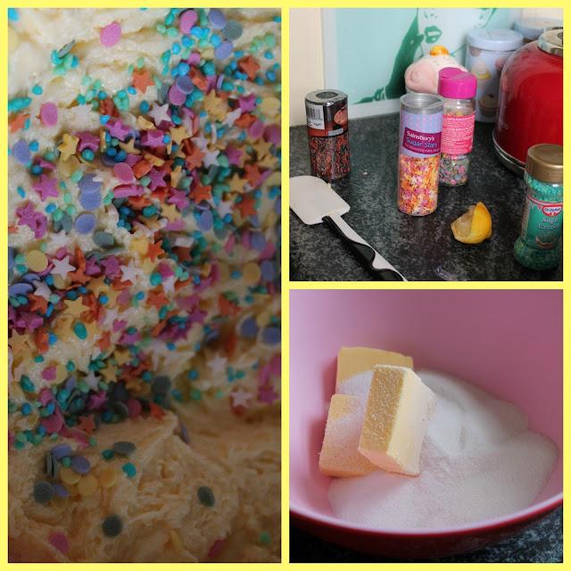 Lemon Drizzle Cake  Inch Round Tin