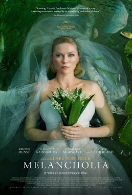Watch Melancholia 2011 BRRip Hollywood Movie Online | Melancholia 2011 Hollywood Movie Poster