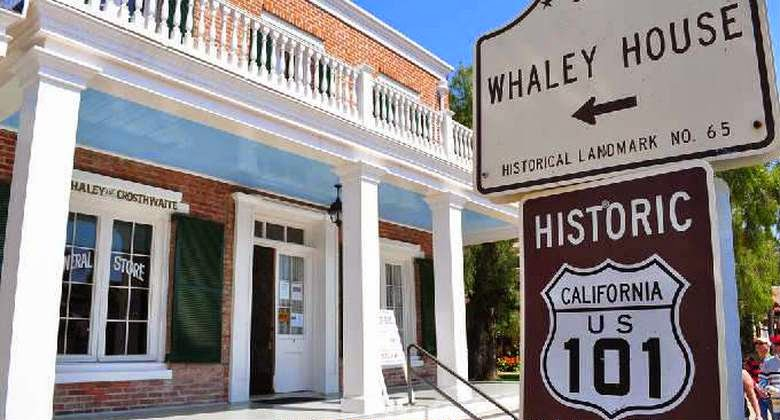 Rumah Whaley, Rumah Paling Berhantu di Dunia ini