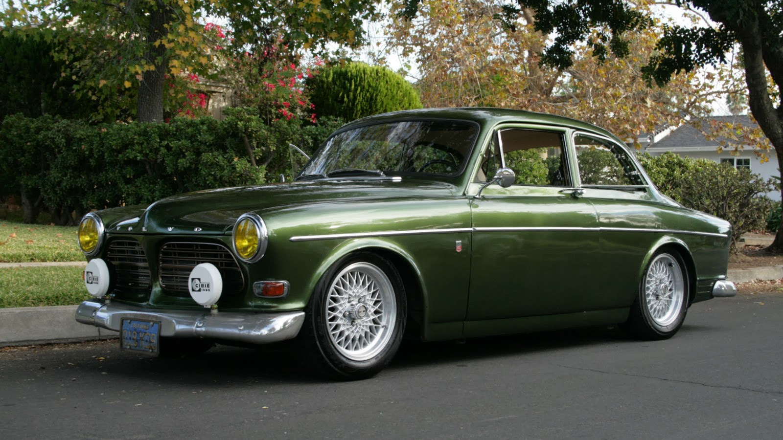 Daily Turismo 10k Seller Submission 1967 Volvo 122s