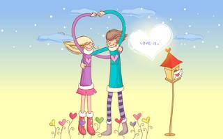 Imágenes de amor de parejas enamoradas