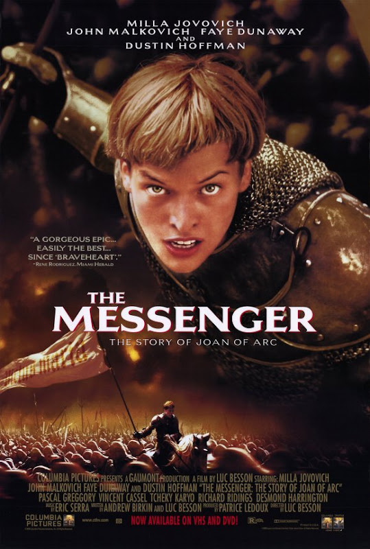 The Messenger Joan of Arc poster