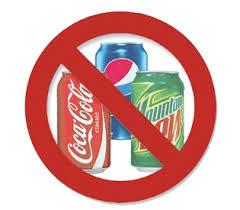 Banish soda!