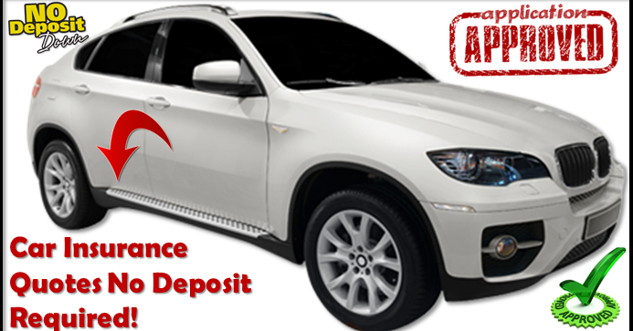Car deals no deposit