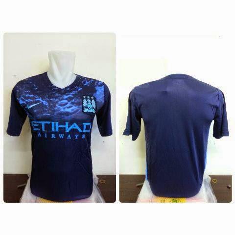 gambar jersey manchester city away terbaru musim depan 2015/2016 kualtias grade ori made in thailand harga murah