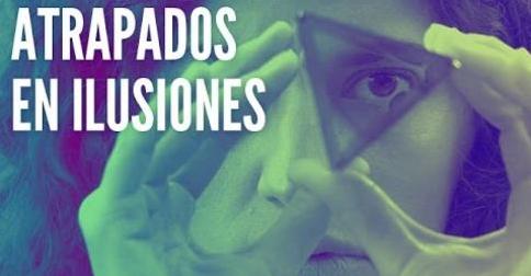 """""""Atrapados en ilusiones"""" an artist portrait made by David Pablos"""