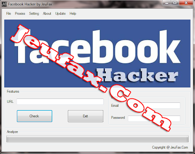 Facebook Account Hacker - Update May 2013