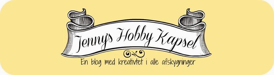 Jenny`s Hobby Kapsel