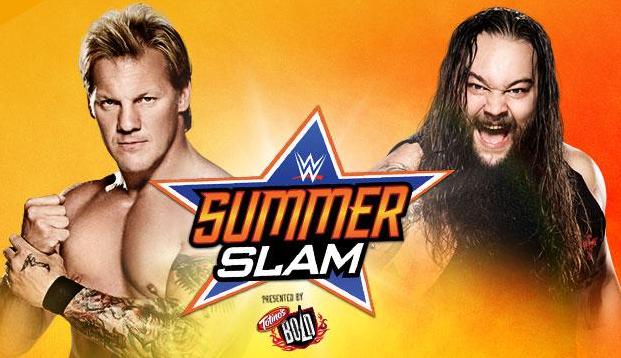 el leon Chris Jericho lucha contra el temible Bray Wyatt en SummerSlam 2014