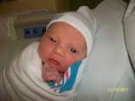Eli at birth