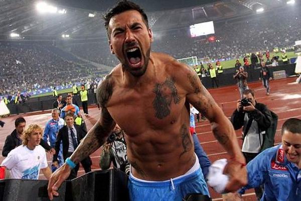 Lavezzi: Napoli serta PSG Terus di Hati Saya