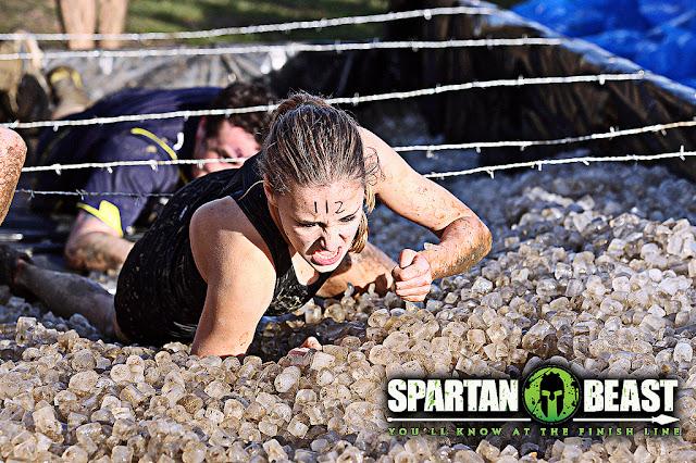 Spartan Beast ice girl