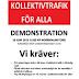 Κινητοποιήσεις στις 16 Ιούνη στις αστικές συγκοινωνίες στη Στοκχόλμη