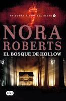 El bosque de hollow nora roberts sinopsis opinión signo 7