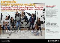 Exposición: Tetuán-Guernica-Vallecas