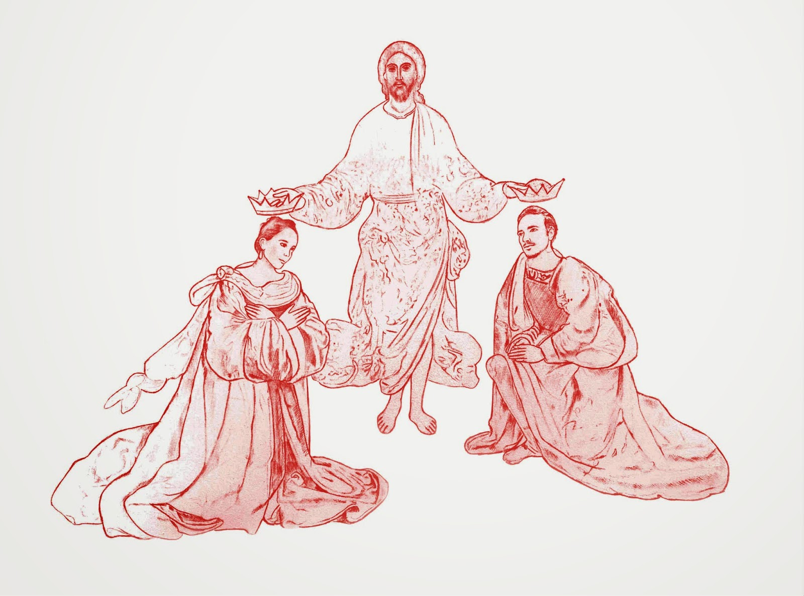 Matrimonio Rituale Romano : Francesco astiaso garcia pittore e artista siano una