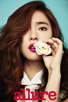 Shin Se Kyung - Allure Magazine November Issue 2013